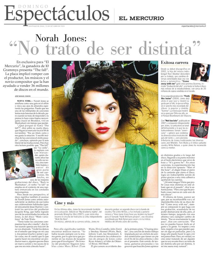 NORAH_El_Mercurio FULL